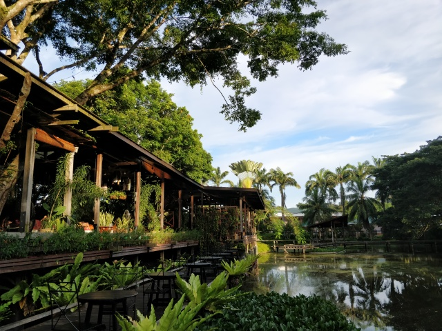 The Lake Bistro Sepilok Sabah Borneo