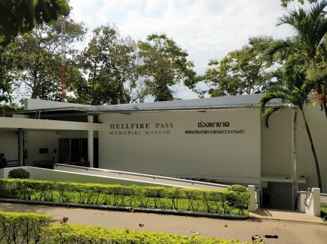 Hellfire Pass Memorial Museum, Kanchanaburi.
