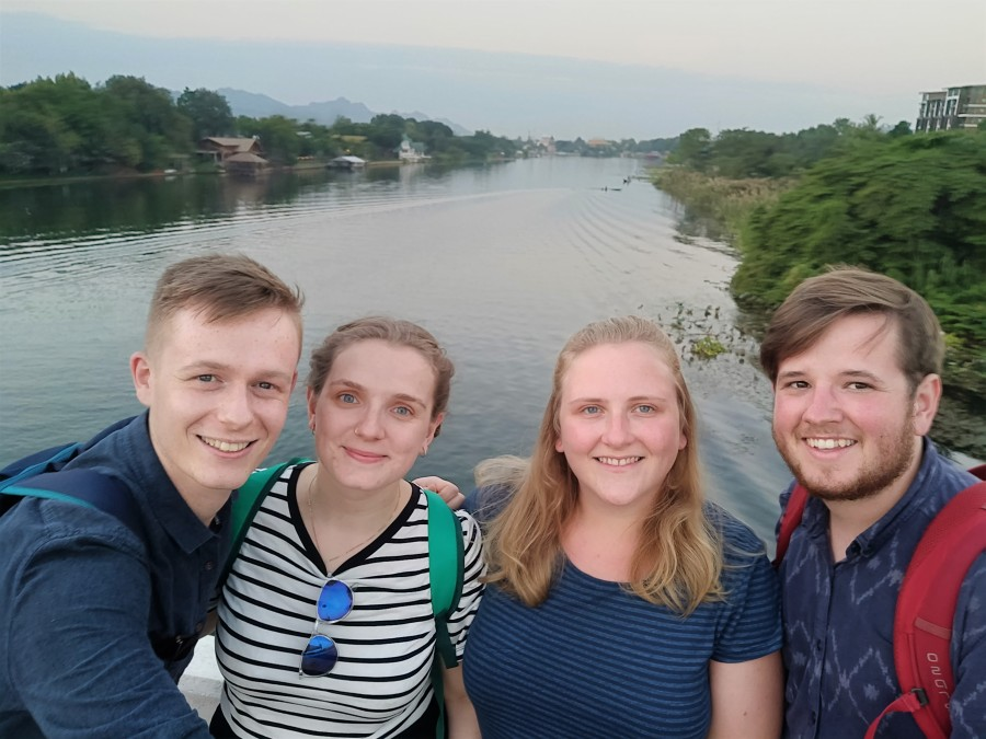 Kanchanaburi River