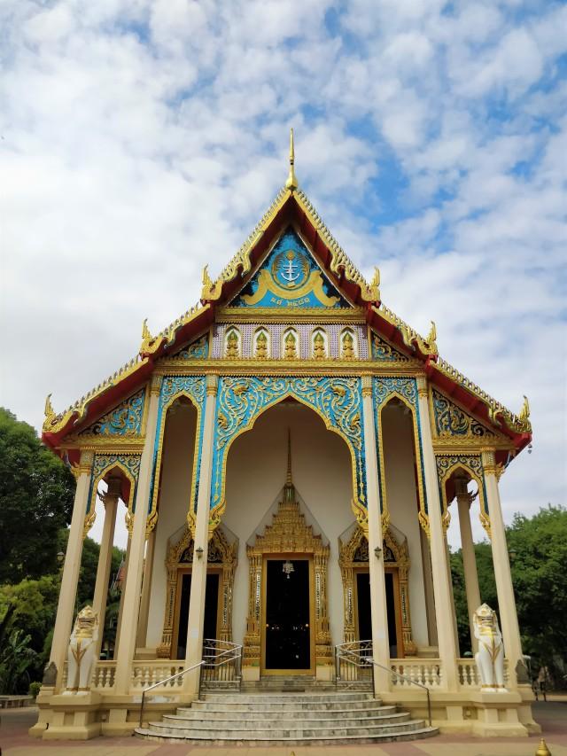 Temple, Kanchanaburi.