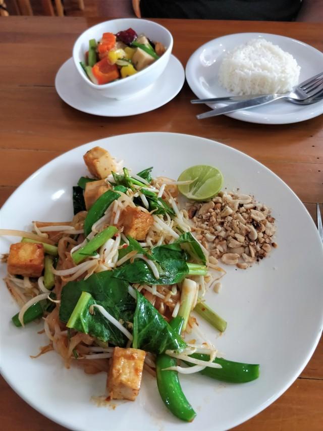 Mangosteen Cafe, Kanchanaburi.