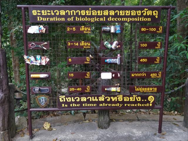 Kamphaeng Phet Khlong Lan National Park.