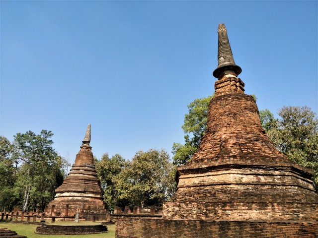 UNESCO Kamphaeng Phet Historical Park.